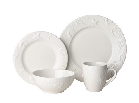 Seashells Dinnerware  sc 1 st  CCA International & Seashell Dinnerware | CCA International